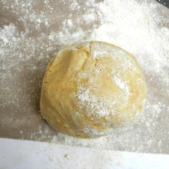 Pâte à Tarte aux Farines de Riz et Epeautre