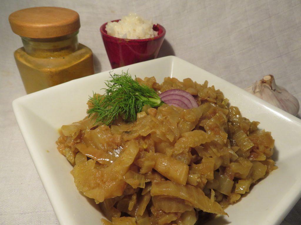 Fondue de Fenouil au Curry