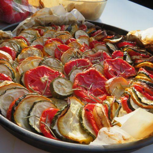 Tarte courgettes tomates (2)