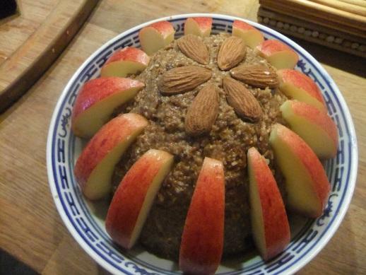 Dessert Figues Amandes