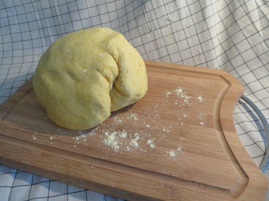 Pâte Pour Chaussons Sans Gluten