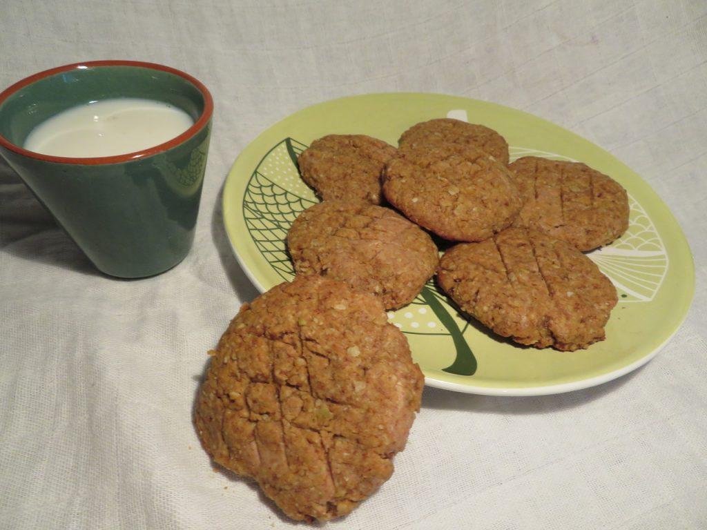 Biscuits au Beurre de Cacahouète