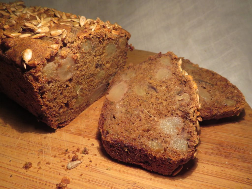 Cake aux Salsifis