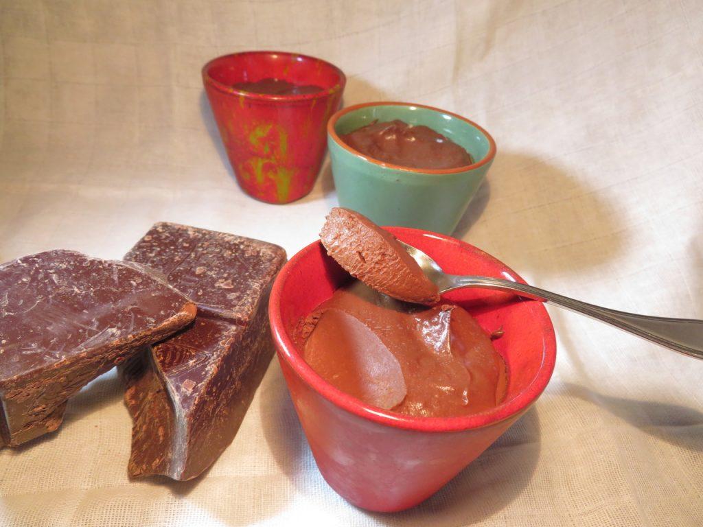 Mousse Chocolat Coco