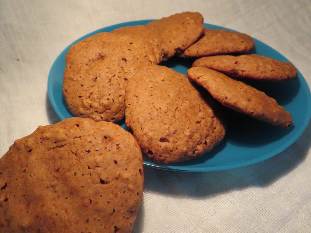 Biscuits Moëlleux à la Chataigne