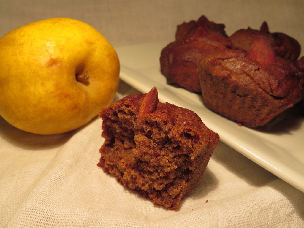 Petits Gâteaux Pomme Amandes