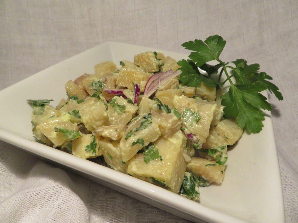 Salade de Pommes de Terre & Céleri-Branche