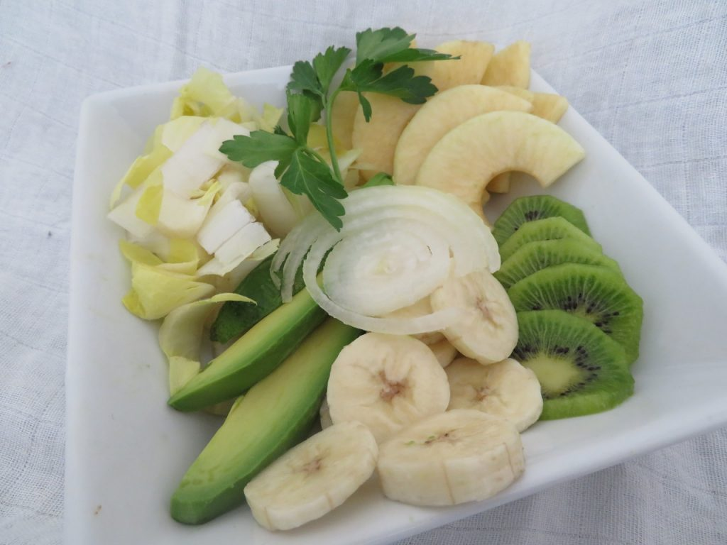 Salade Tout en Vert !