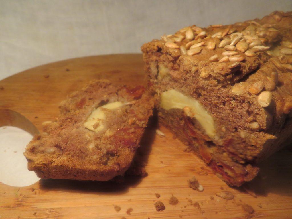 Cake aux Fonds d'Artichaut