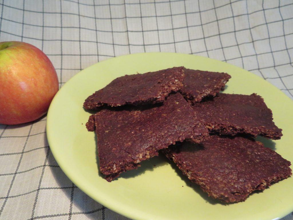 Biscuits Rapides aux Flocons de Sarrasin et Chocolat