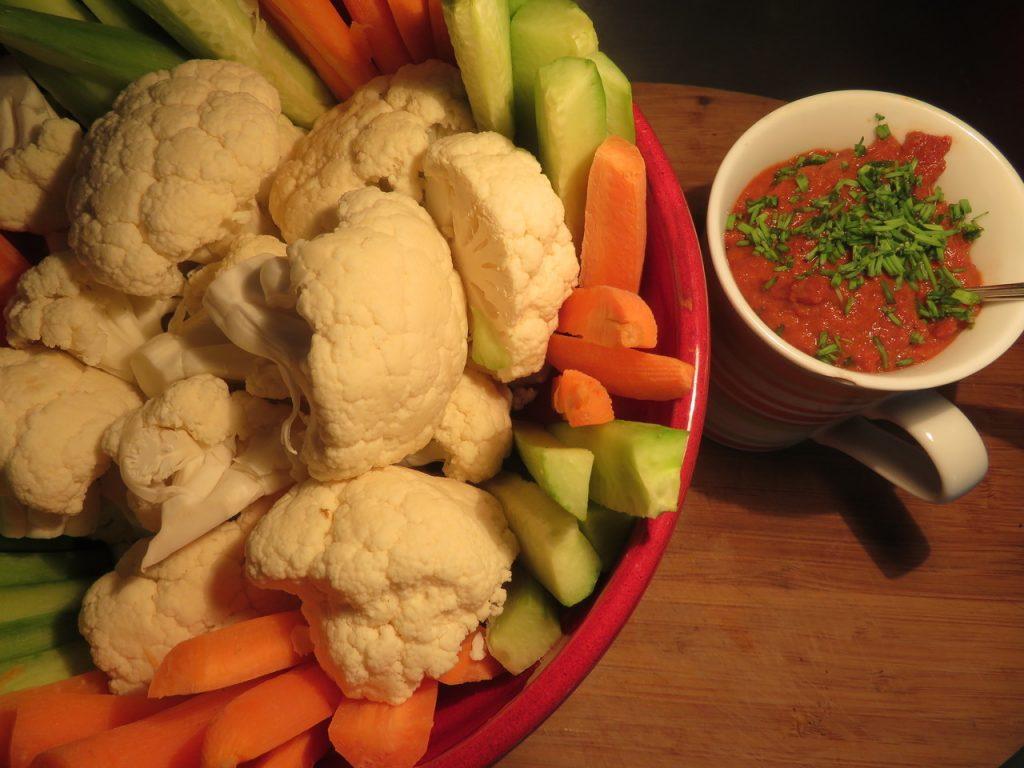 Fondue de légumes