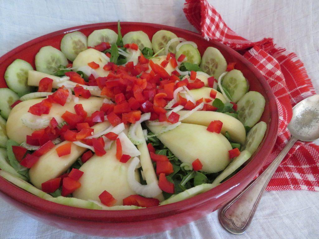 Salade Perles de Rubis