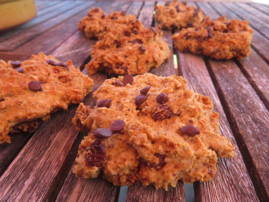Cookies sans Gluten à la Purée de Noisette