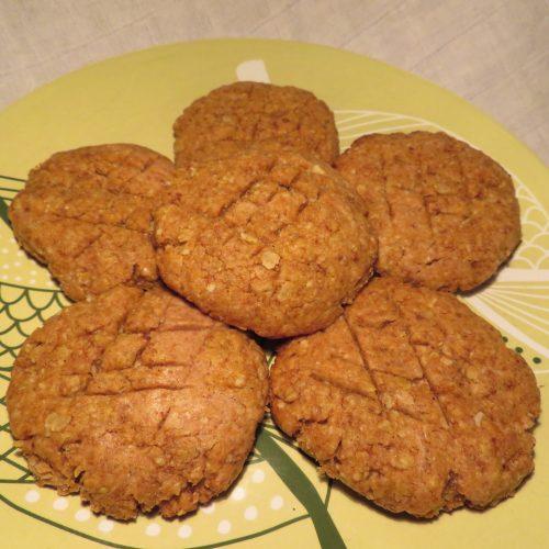 Biscuits beurre de cacahuète (3)
