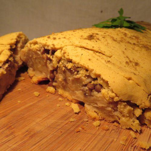 Feuilleté choufl lentilles (9)