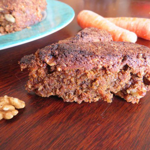Gâteau aux carottes (1)