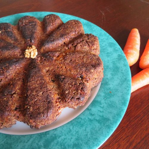 Gâteau aux carottes (4)