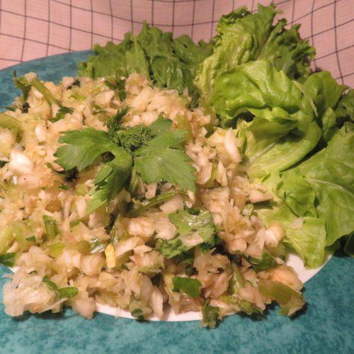 Salade croquante fenouil céleri (3)