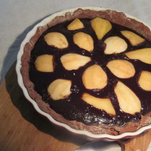 Tarte chocolat (7)