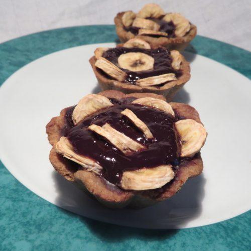 Tartelettes choco-bananes (5)